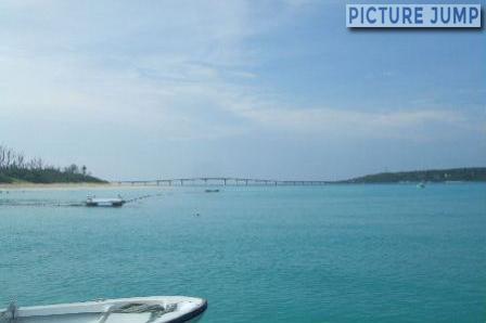 与那覇前浜ビーチは宮古島の中でも一際美しい砂浜のプライベートビーチ