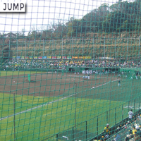 阪神タイガース春季キャンプ終盤戦の安芸市営球場(安芸タイガース球場)へ潜入