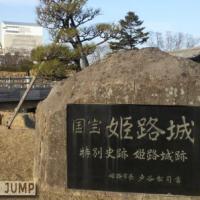 大天守保存修理工事中の姫路城。2015年3月に大天守の登閣が再開