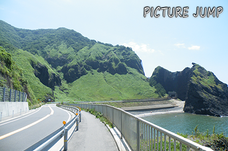 国道402号・越後七浦シーサイドライン