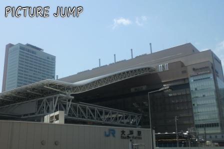 五代目JR大阪駅舎