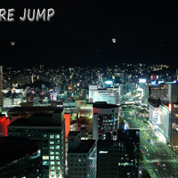 神戸市庁舎24階無料展望ロビーで夜景撮影