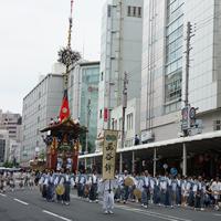 祇園祭 山鉾巡行を河原町通で定点観測