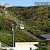 十国峠ケーブルカーをジオラマ風に撮影