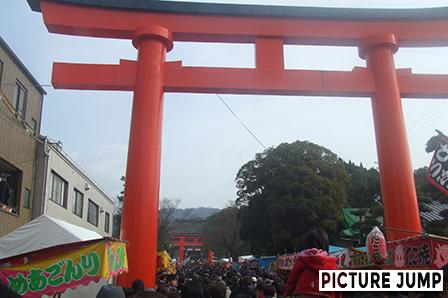 京都・伏見稲荷大社 初詣