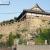 鞆の浦 福禅寺・対潮楼の座敷から眺める弁財天・福寿堂