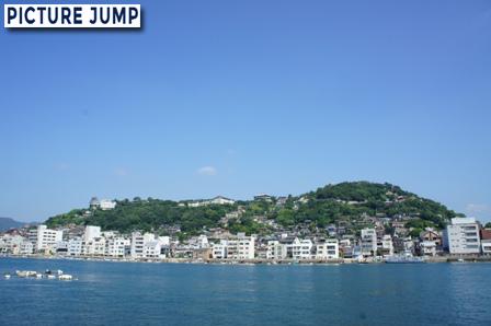 向島から尾道全景撮影