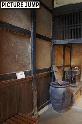鞆の津の商家