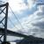 壇ノ浦パーキングエリアは本州脱出前の立ち寄りスポット。関門海峡と関門橋の眺望