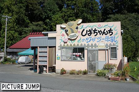 柴田牧場、しばちゃんちのジャージー牛乳