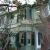 北野異人館巡り 萌黄の館 阪神淡路大震災で落下した煙突が保存