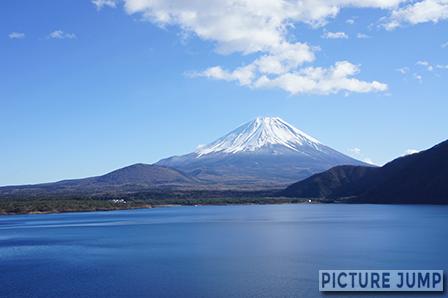 千円札に印字されている富士山の撮影場所 本栖湖