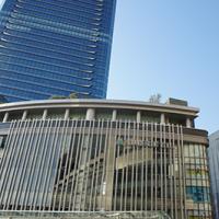 グランフロント大阪とグランフロント大阪のミニチュア