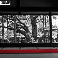 """京都大原・宝泉院 額縁庭園。建物を額縁にして撮る""""借景""""という撮り方"""