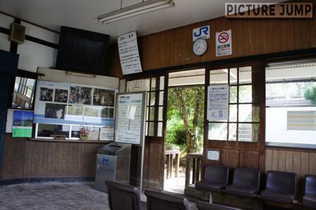 難読駅名!西の横綱と称される「特牛駅」