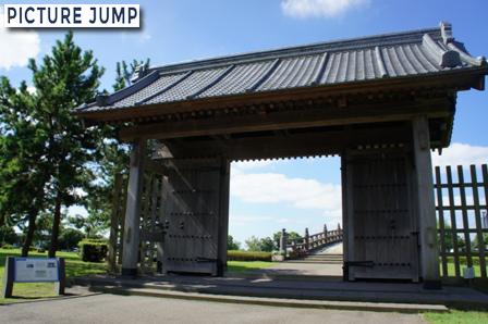 西田橋御門