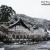 永観堂禅林寺は雪景色も見物。多宝塔の真下から雪の京都市内を一望