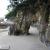 仙酔島 鞆公園・海岸線歩道では地殻変動の跡。五色岩はパワースポット