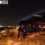 清水寺の夜桜特別拝観 ライトアップされた清水の舞台や仁王門、西門、三重搭