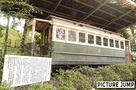 日本最古の電車「チンチン電車」